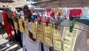 argent à laver